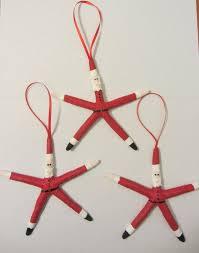 ornament 3 decor santa ornaments real
