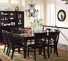 Dining Room Table Chandeliers Black Chandelier Dining Room Ideas For Home Decoration