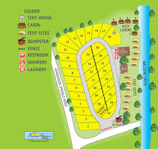 Map Of Pigeon Forge Tennessee by Walden U0027s Creek Campground Find Campgrounds Near Pigeon Forge