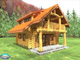 Log Home Styles Beds Unique Log Cabin Beds Bed Frames Style House Plans Plan