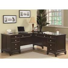 Computer Desk With File Cabinet Gilson 3 Piece Desk File Cabinet And Bookcase Free Shipping