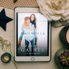 the magnolia story by chip and joanna gaines book fifty