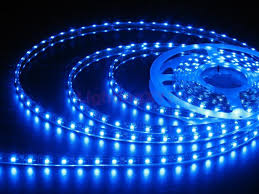 blue led strip lights 12v non waterproof led strip 3528 blue strf4 3528 b60 12v smd 3528