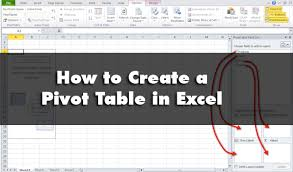 tutorial pivot table excel 2013 pivot table tutorial