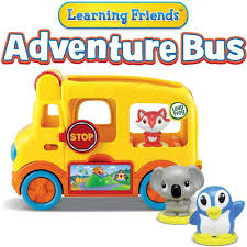 adventures of the little koala leapfrog learning friends adventure bus educational electronics
