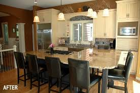 kitchen islands with stove top i see the stove top in island where is oven this kitchen inside