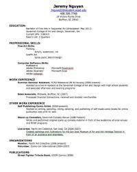 Sample Resume For College Student Looking For Summer Job Cover Letter Job Resume Sample For College Students Sample Resume