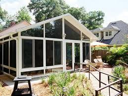 Outdoor Glass Room - superior aluminum installations inc