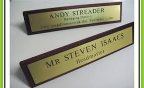 Wooden Desk Name Plates The Wooden Desk Name Plates With Regard To Desk Name Plaque Decor
