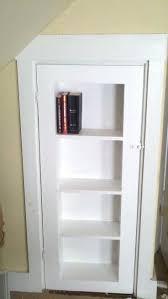 Bookcase Closet Doors Closet Bookcase Closet Door Best Closet Door Ideas Images On