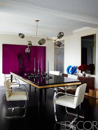 Best Dining Rooms Images On Pinterest House Interiors Elle - Modern dining rooms ideas
