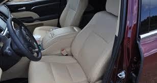 Toyota Highlander Interior Dimensions 2015 Toyota Highlander Awd Limited Review