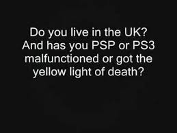 ps3 yellow light of death fix brand new ps3 yellow light of death fix uk only 100 works wmv