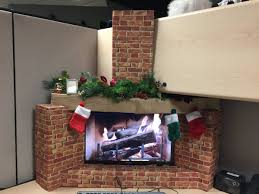 one of our directors built this awesome fireplace chimney