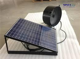 14 inch wall fan china 14 inch 25w wall mount solar attic fan with 35w 9 6ah battery