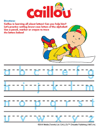 144 caillou activities u0026 printables images