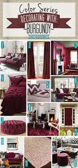 Pumpkin Colored Curtains Decorating Color Series Decorating With Burgundy Teal Decorating And Bedrooms
