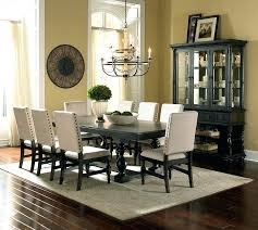 dining table dark dining room table with white chairs dark wood