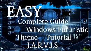 space themes for windows 8 1 futuristic theme 2018 for windows 10 8 1 8 7 complete guide tutorial