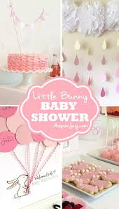 best 25 bunny baby showers ideas on pinterest baby shower
