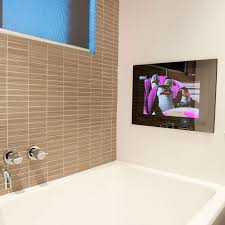 bathroom tv interior design