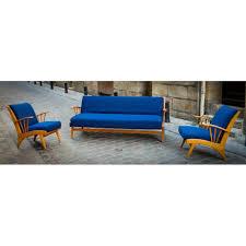 canapé danois salon scandinave fauteuils et canapé danois
