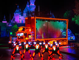 paint the night u2014 new disneyland parade features more than 1 5
