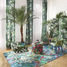Home Fashion Interiors Buy Christian Lacroix Fcl2276 01 Canopy Fabric Nouveaux Mondes