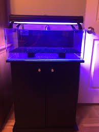 t5 lighting fixtures for aquariums fs jbj 20 gallon frag tank and light etc reef2reef saltwater
