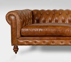 Chesterfield Sofa Leather by Classic Chesterfield Leather Collection Cococo Home