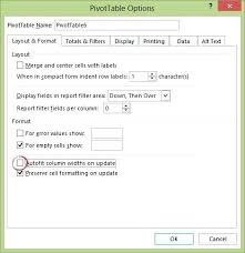 tutorial pivot table excel 2013 pivot table in excel 2013 pivot table options in excel tutorial
