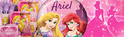 Princess Party Decorations Disney Princess Birthday Party Supplies Decorations And Ideas For