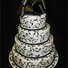 black and white wedding cakes 480 480 thumb 1554411 cakes brysons of 20150421120905178 jpg