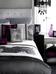 black white and silver bedroom ideas enjoyable bedroom purple black grey white silver bedroom decor