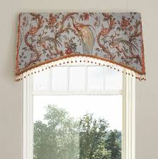 French Country Window Valances Waverly Heart Mag