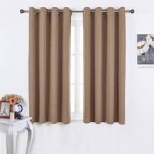 Curtains Drapes Amazon Com Nicetown Bedroom Blackout Curtains And Drapes Window