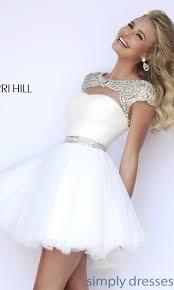 best 25 short white prom dresses ideas on pinterest short white