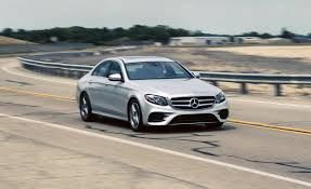mercedes e class 2017 mercedes e class in depth model review car and driver