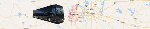 Six Flags Shuttle Bus Charter Bus Rental Fort Worth Texas Ecs Transportation Group