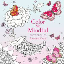 color me mindful butterflies book by anastasia catris