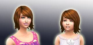 child bob haircut sims 4 my stuff sims 4 custom content and more