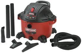 craftsman 9 17765 12 gallon 5 0 peak horsepower wet and dry vacuum