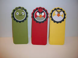 stampin u0027 with rachael angry birds card u0026 bookmarks