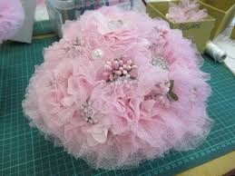 Shabby Chic Wedding Bouquets by Stunning Elegant Shabby Chic Wedding Bouquet Tutorial