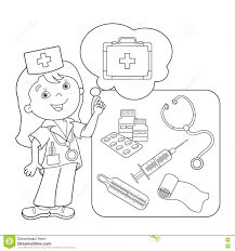 first aid coloring pages eson me