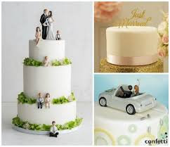 how to make your own wedding cake confetti co uk