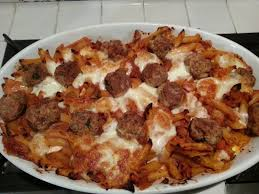 calabrian cuisine calabrian baked pasta pasta mbruscianta the pasta project