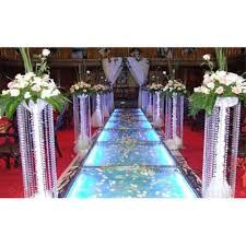 deco mariage guirlande diamants transparent déco mariage un jour spécial