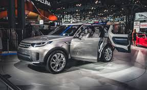 navy land rover land rover discovery vision concept photos and info u2013 news u2013 car