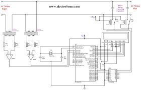 electric motor circuit diagram wiring diagram components